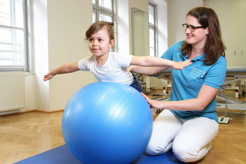 Therapie mit Kind