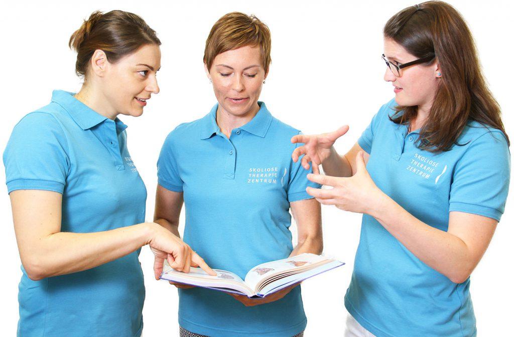 Skoliose Therapie Zentrum Team